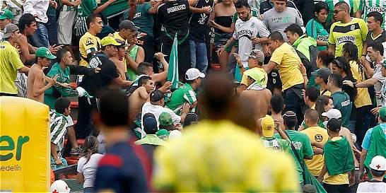 Fútbol pedirá $ 35 mil millones al Gobierno para identificar barras