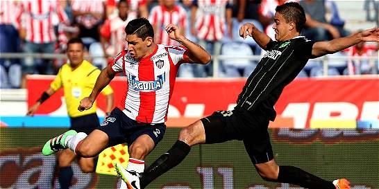 Partidazo en el Metropolitano: Junior y Nacional empataron 3-3