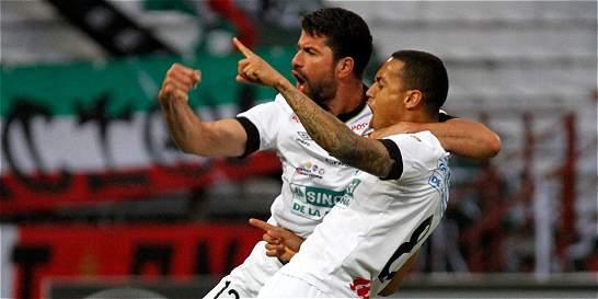 Once Caldas derrotó 0-3 a Bucaramanga y se acercó a los ocho