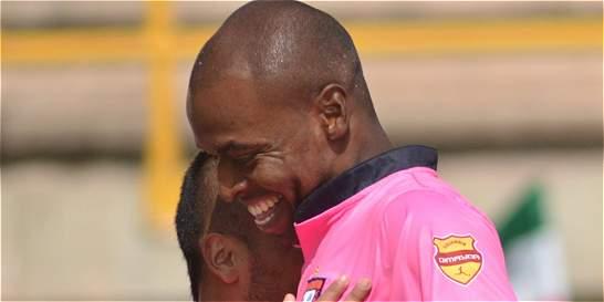 Boyacá Chicó se conformó con el empate 1-1 contra Bucaramanga