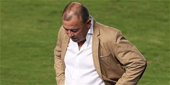 Alberto Suárez dejó de ser el director técnico de América de Cali