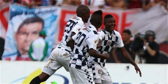 Boyacá Chicó sorprendió a Junior: le empató 1-1 en Barranquilla