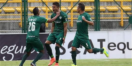 En el estreno de Arturo Boyacá, Equidad venció 3-2 a Once Caldas