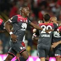 Santa Fe se sacudió: venció 1-0 a Rionegro y tomó un nuevo aliento