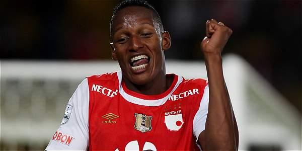 Yerry Mina es nuevo jugador de Palmeiras