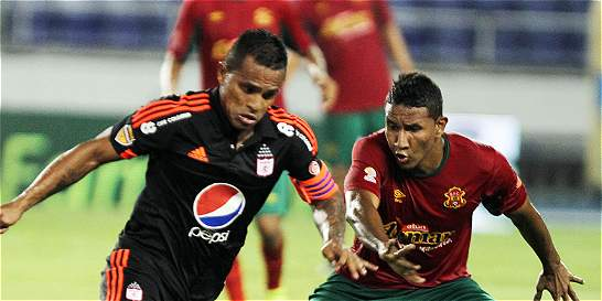 América empató 0-0 contra Barranquilla y llegó a 20 puntos