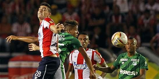El reencuentro entre Alexis y Yepes marca el Junior vs. Cali