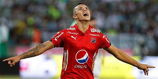 Con un destacado Leonardo Castro, Medellín venció 1-2 a Nacional
