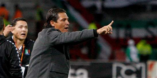 Flabio Torres, nuevo entrenador de Atlético Bucaramanga
