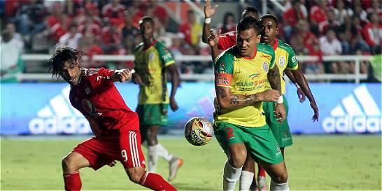 Con su nuevo DT, América venció 1-0 a Real Cartagena