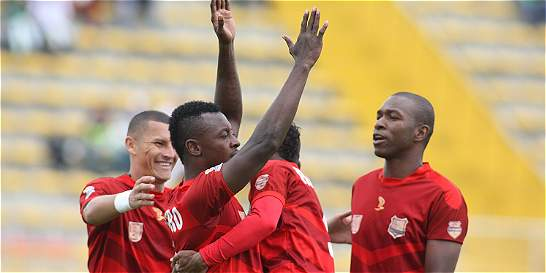 Rionegro venció 2-0 a Jaguares y se aseguró en los cuartos de la Liga