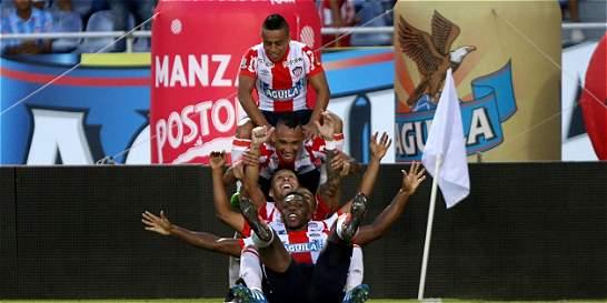 Décima victoria de Junior en la Liga: 2-1 frente a Cortuluá