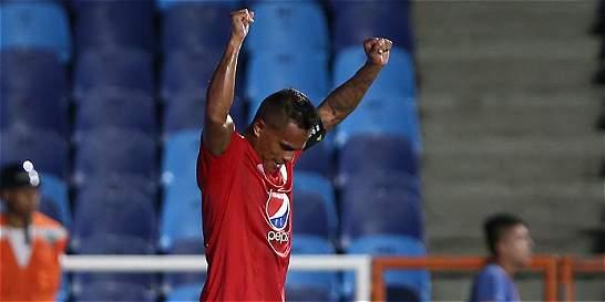 Con un gol de Ferreira, América venció a Unión Magdalena