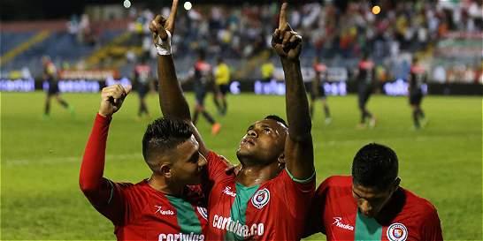 Santa Fe fue sorprendido y cayó 2-1 con Cortuluá