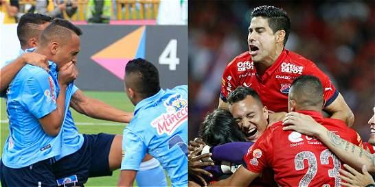 Junior vs. Medellín, primer pulso en la final de la Liga