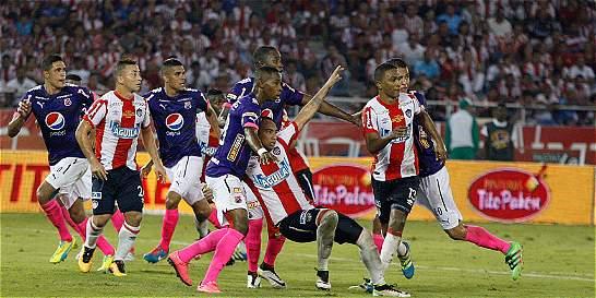 Junior, con ventaja reciente en números contra Medellín