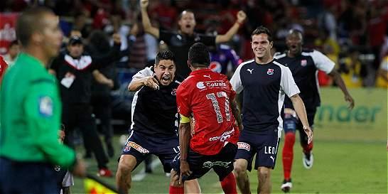 Independiente Medellín venció a Junior y es seis veces poderoso