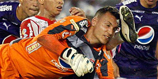 David González volvió al Medellín para salir campeón