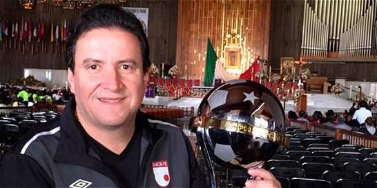 César Pastrana ya no se irá de la presidencia de Santa Fe