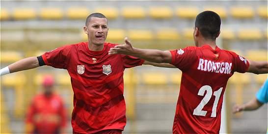 Rionegro Águilas espera repetir goleada contra Tolima