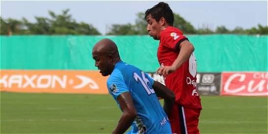 Jaguares debutó con triunfo en la Liga: 1-0 contra Fortaleza