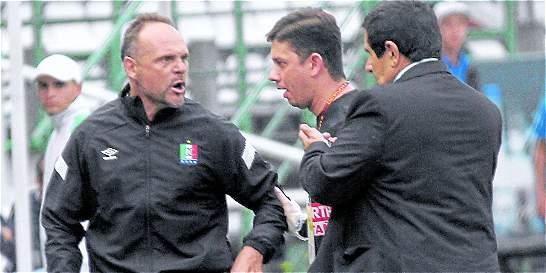 Javier Torrente volverá a dirigir a Once Caldas tres meses después