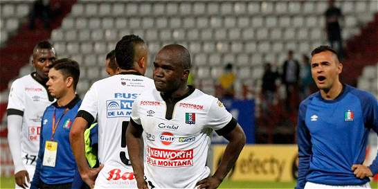 Once Caldas empató en el útimo minuto 1-1 con Alianza Petrolera