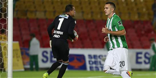 Nacional venció 0-1 a Fortaleza en El Campín