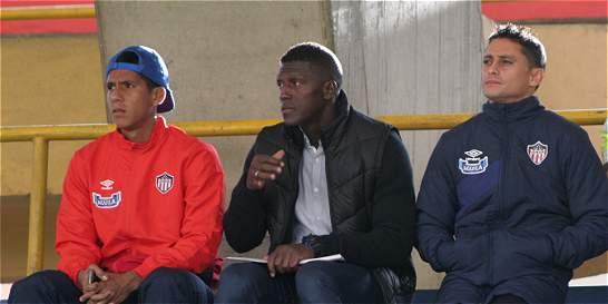 'Llegar al Junior es lo máximo': Giovanni Hernández