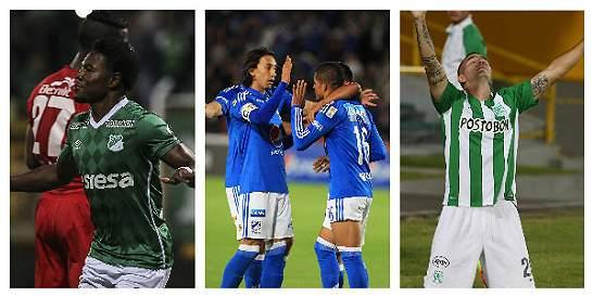 Así se jugará la sexta fecha de la Liga colombiana