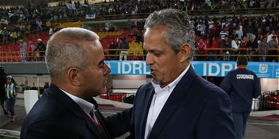 Fredy Amazo dejó de ser el entrenador de Fortaleza