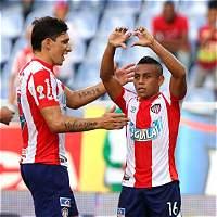 Junior venció 2-0 a Alianza en el estreno de Giovanni Hernández