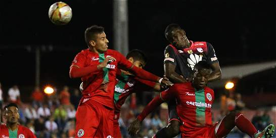 Santa Fe le ganó 0-1 a Cortuluá en el estreno de Costas en Liga