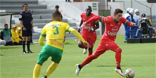 En un regular partido: Patriotas empató 0-0 con Huila