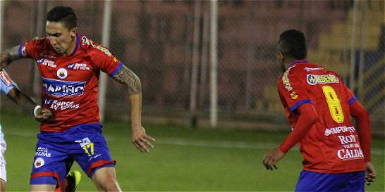 Con gol de Nazarit, Pasto le ganó 1-0 a Cortuluá