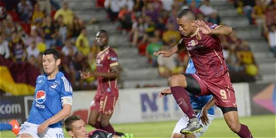 Tolima terminó de sepultar al Millonarios de Israel; lo venció 3-1