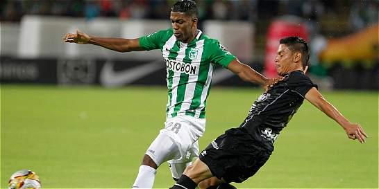 Nacional venció 1-0 a Once Caldas en el Atanasio