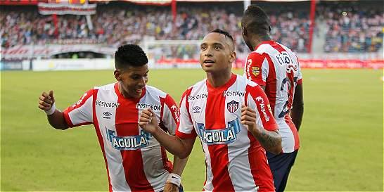 Junior dejó escapar dos puntos en casa: empató 1-1 contra Rionegro