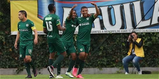 Equidad derrotó 4-0 a Pasto en el Metropolitano de Techo