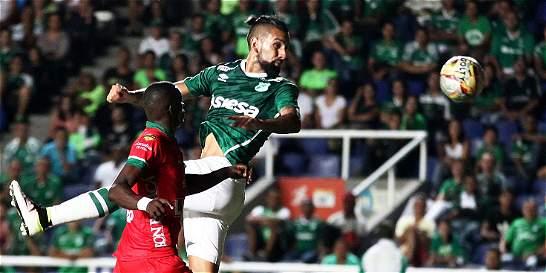 Cali volvió a la victoria: derrotó 1-0 a Patriotas en el Pascual