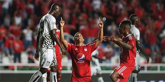Paliza del América en la B: goleó 5-0 al Atlético