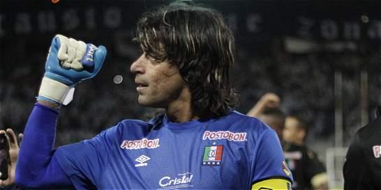 El arquero Juan Carlos Henao anuncia su retiro del fútbol profesional