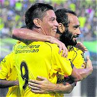 Alianza Petrolera le ganó 1-0 a Chicó el duelo de coleros