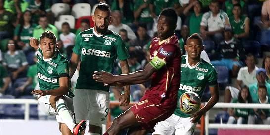 Cali tomó ventaja frente a Tolima, en la Copa Colombia