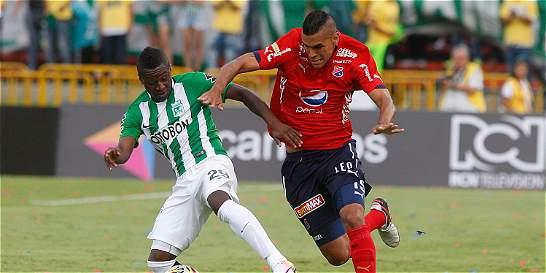 Duelo de campeones: Nacional jugará contra Medellín en el Atanasio