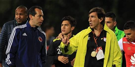 'Es muy difícil jugar contra 14': Gustavo Costas