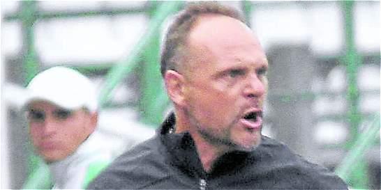 Javier Torrente no es más director técnico de Once Caldas