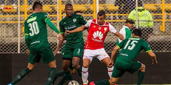 Santa Fe, a confirmar su paso a la semifinal de la Copa contra Equidad