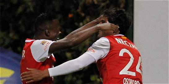 Santa Fe clasificó a la semifinal de la Copa Colombia