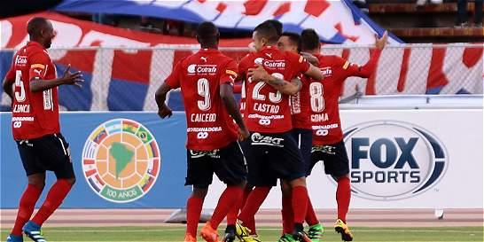 Medellín derrotó 2-0 a Pasto en el Atanasio
